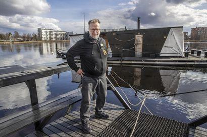 Oulun Rantasaunaseuralle suunnitteluvaraus Tuiraan rakennettavaa saunaa varten