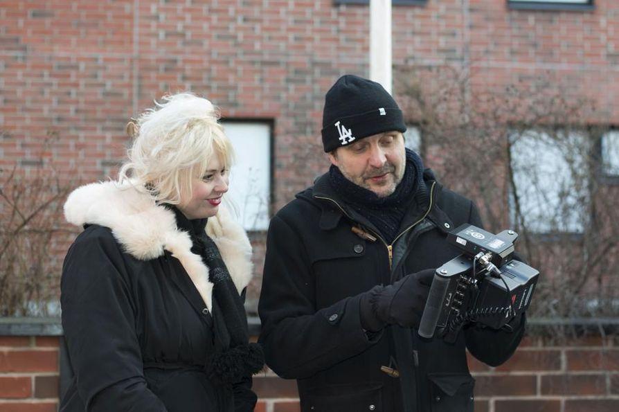 Marissa Jaakolan (vas.) tarinasta on tehty dramatisoitu dokumenttielokuva, jonka on käsikirjoittanut ja ohjannut Arto Halonen.