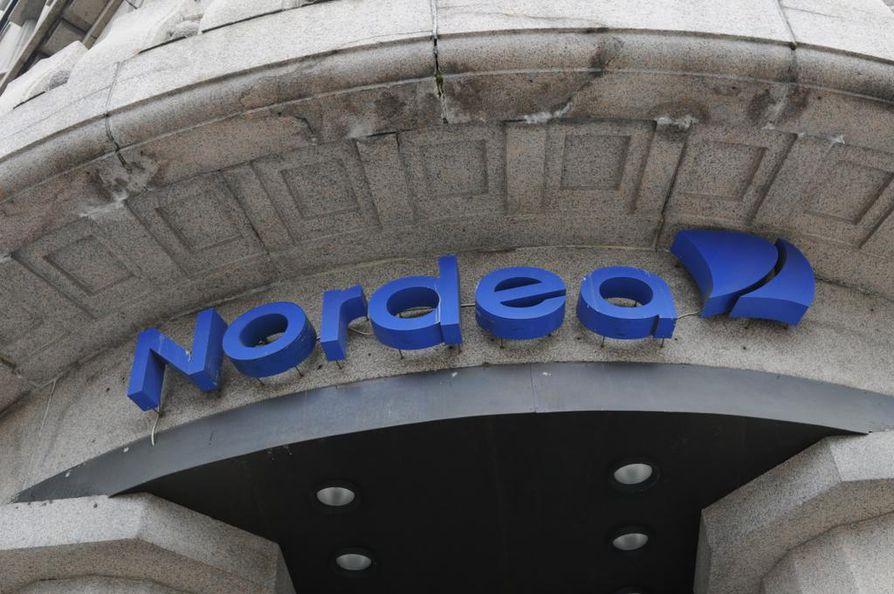Nordea vahvisti poliisin vierailun ja kertoi, että tutkinnan kohteena oli pankin kansainvälisiä asioita hoitanut osasto. Kuvituskuva.