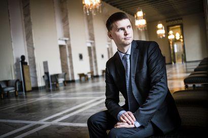 Heikki Autto ei ole sattumalta juuri kokoomuslainen – sukujuuret ylettyvät Ketomellasta menetettyyn Viipuriin