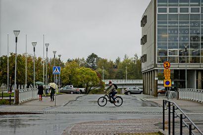 Poikkeuksellisen runsaat sateet iskivät syyskuussa Oulun seudulle ja Kainuuseen – Kajaanissa koko maan vuorokausiennätys