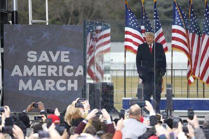 Fox News: Donald Trump myöntää olevansa osittain syyllinen kongressin valtaukseen