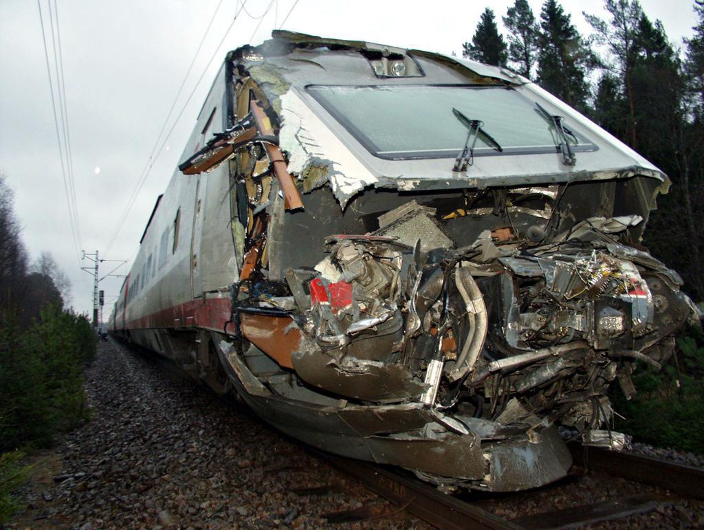 Junaonnettomuus Tänään