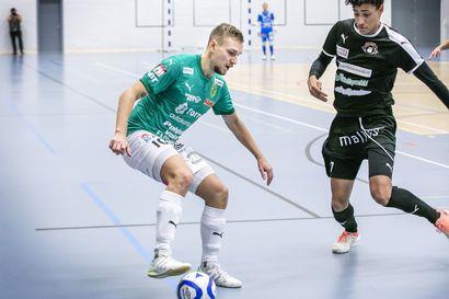 Kampuksen Dynamo riepotteli Gibraltarin mestaria 11 maalin erolla ja pelaa syksyllä futsalin Mestarien liigan pääkierroksella