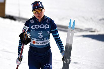 Analyysi: Naisten hiihtomaajoukkue on kuopassa, josta nouseminen ei tapahdu nopeasti