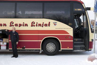 Uusia reittejä Rovaniemeltä: suora lento Istanbulin lämpöön ja bussivuoro Jäämeren rannalle