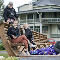 Oulun korkeakouluopiskelijat juhlivat syyskuussa Kuusisaaressa –Hurmos muotoutui festivaalityyliseksi kokonaisuudeksi