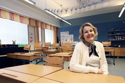 Syyslukukausi päättyy lauantaina – Tupoksen koululla loppuvuosi on ollut tiukkojen rajoitusten alainen, mutta sekä oppilaat että opettajat ovat iloinneet lähiopetuksesta