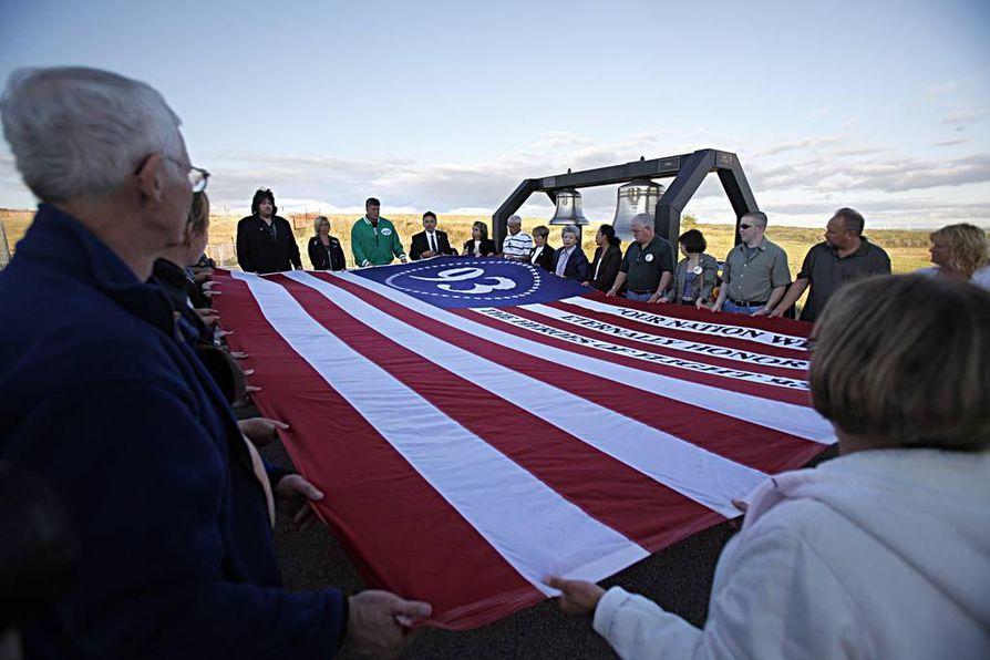 Jännittynyt ilmapiiri varjostaa WTC-iskun muistopäivää