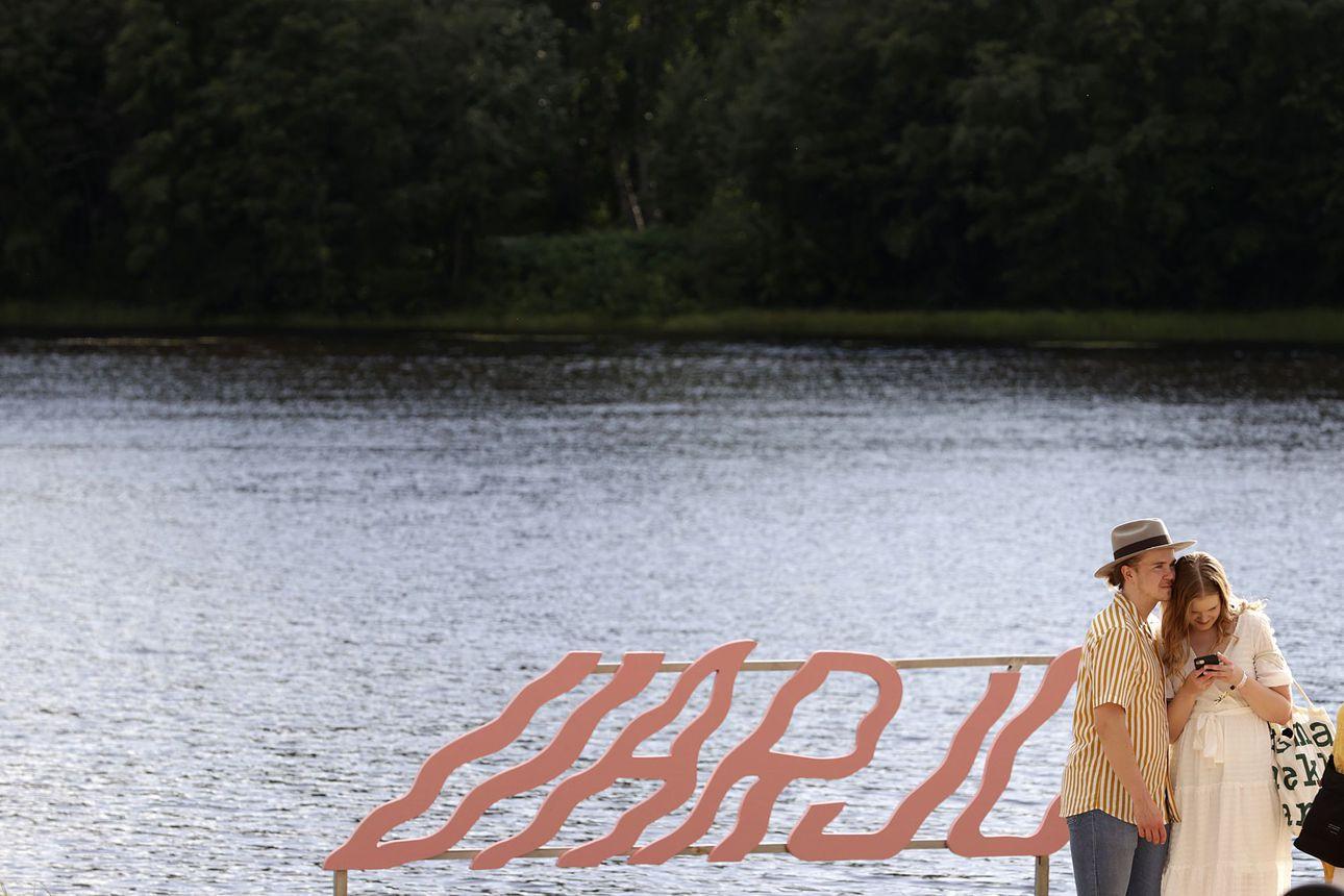 Varjo-festivaali käynnistyi perjantai-iltana – katso, miltä näyttää Oulun kesän ensimmäisillä festareilla