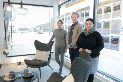 """Kiinteistöruletti pyörähti ja yritykset Kitkantiellä vaihtoivat paikkaa – LKV Saaga haastaa muita alueen yrittäjiä antamaan panoksensa siihen, että kaupunki näyttäisi kaupungilta: """"Infra on kunnossa"""""""