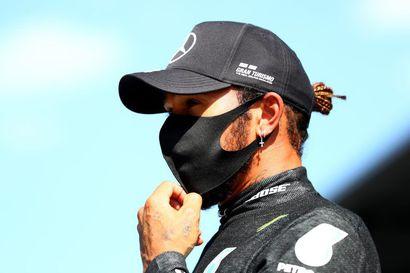 Lewis Hamiltonia uhkaa lähtöruuturangaistus - tuomaristo tutkii kahta virhettä
