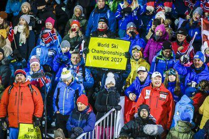 Levin maailmancupin suosio pitää: väkeä kävi liki 20000