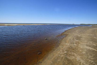 Olkijokisuulla uiminen ei edelleenkään suositeltavaa