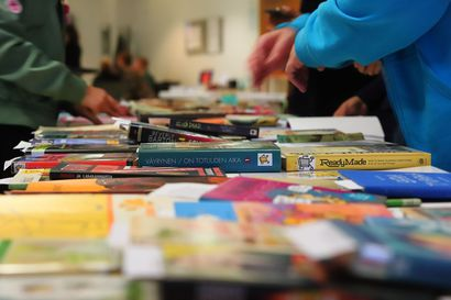 Raahen kirjamessut lähestyvät – ohjelma on nyt julkistettu