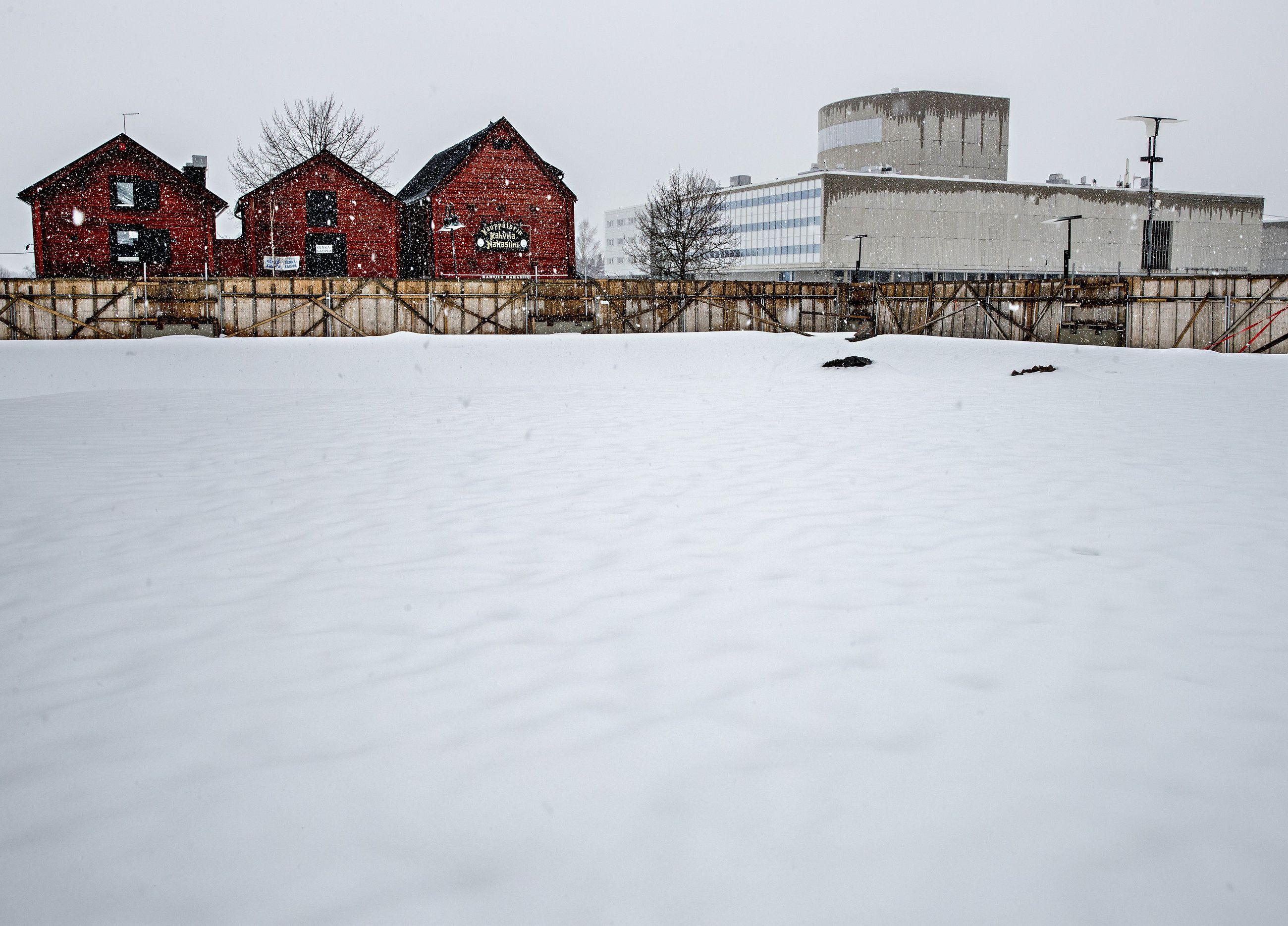 Oulun Kaupunginteatteri Ohjelmisto
