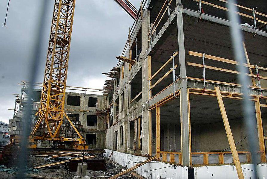 Euroalueen talouskasvu on parhaimmassa vauhdissa kuuteen vuoteen. Suomessa muun muassa rakennusala on ollut hyvässä vedossa.