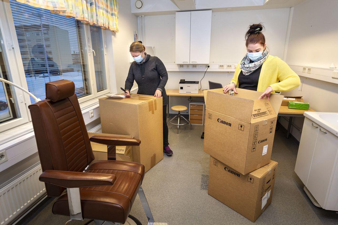 Uudistus tukki puhelinpalvelun – YTHS sai Lapissa tuhansia uusia opiskelijoita hoidettavaksi