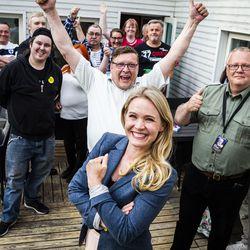 Äänestysprosentti alhainen Rovaniemellä, Utsjoella äänesti 81 prosenttia