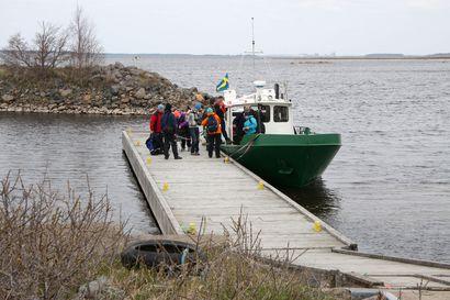 Perämeren saariston juonittelua seurataan  Suomen ja Ruotsin televisioissa – kaupungit pyrkivät  yhdessä houkuttelemaan alueelle lisää matkailijoita
