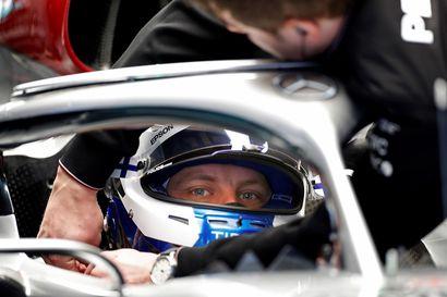 Bottas rojautti Barcelonan testien vauhdikkaimman kierroksen – Vettelin Ferrari väsähti mutkaan 12