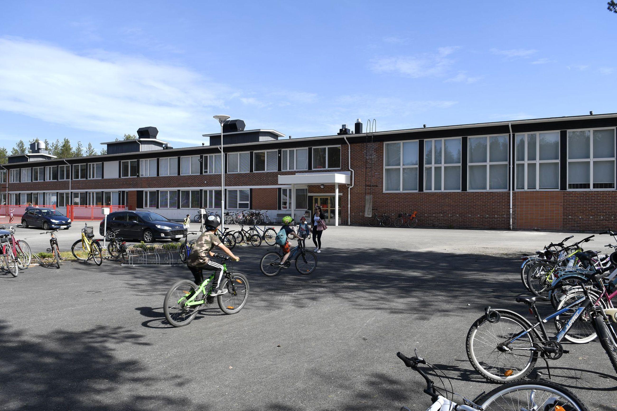 Nilonkankaan Koulu