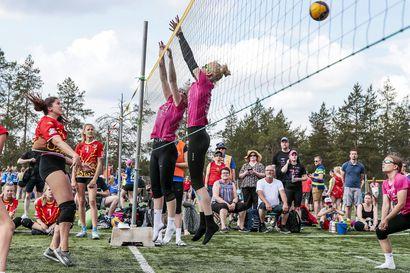 Lentopallon Power Cup siirtyy vuodella kesään 2021