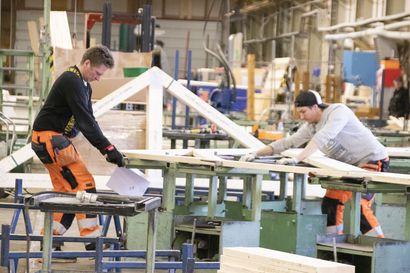 Pohjois-Pohjanmaalla on työtä tarjolla, mutta tekijöitä puuttuu –erityisen suuri tarve on terveydenhoito- ja sosiaalialoilla, rakennusalalla sekä prosessi- ja konepajateollisuudessa.