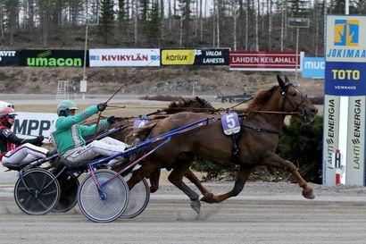 Kavioliigan GP yllättäjien heiniä - Rovaniemen Evartti kylmäveristen GP:n kakkonen Jokimaalla