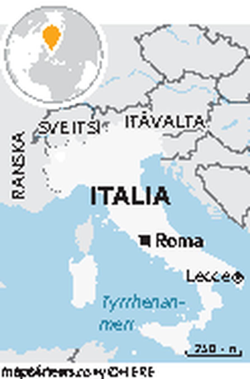 Italian äiti suku puoli