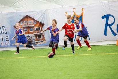 Raahessa suunnitellaan liikuntapaikkojen avaamista lapsille ja nuorille sekä edustusjoukkueille