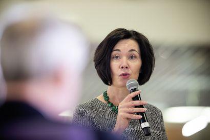Hanna-Leena Mattila ei lähde keskustan varapuheenjohtajaehdokkaaksi