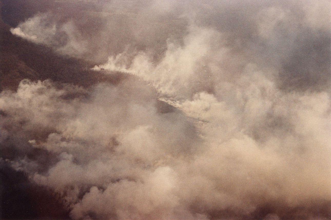 Ensin salamoi ankarasti, sitten metsät paloivat soihtuina ja maa alkoi järistä – Suomen historian suurin metsäpalo iski Pohjois-Sallaan sellaisella raivolla, että herkimmät epäilivät maailmanlopun tulleen