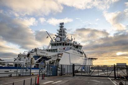 Suomen uusien sotalaivojen rakentamista valmistellaan jo – korvetit tehdään sisähallissa, vettä alukset saavat alleen vasta valmiina