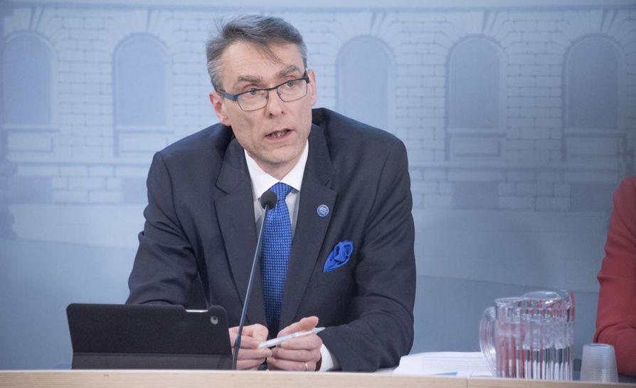 Tuomas Pöysti otti tapaukset selvitettäväksi oma-aloitteisesti. Arkistokuva.