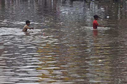 Pelastakaa Lapset: Ilmastonmuutos uhkaa lasten tulevaisuutta – erityinen huoli useiden ilmastoon liittyvien katastrofien kasautumisesta köyhimmille maille