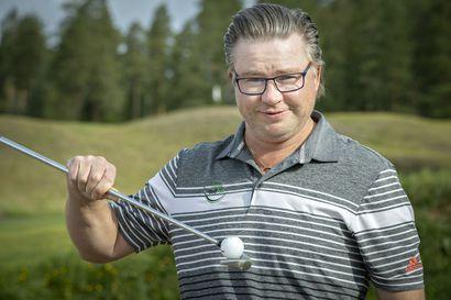 """Oulun Golfkerhon Harri Thil pokkasi Suomen PGA:n arvokkaan opettajapalkinnon: """"Kyllä siinä nuori mies herkistyi"""""""