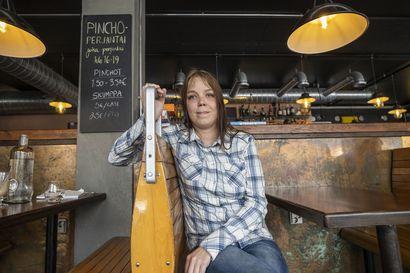 """Oululainen kokki Annika Haikonen haluaa avata Ouluun vegaanisen ravintolan –""""Kymmenen vuoden päästä ravintola ei enää olisi riski, mutta silloin olisi jo liian myöhäistä"""""""