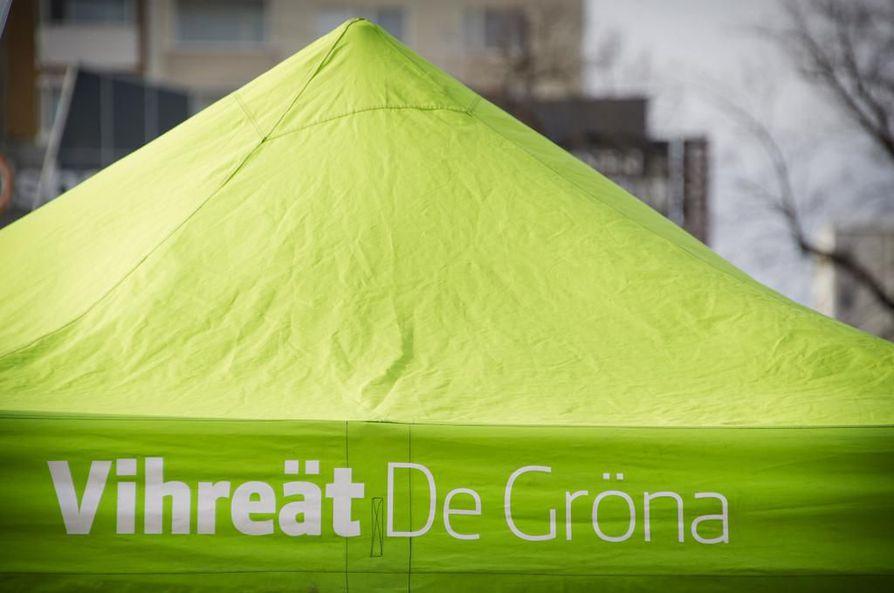 Vihreiden Oulun vaalipiirin johdossa tapahtui muutoksia.