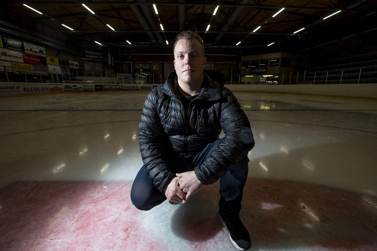Joni Suominen nousee Raahe-Kiekon tilastoykköseksi – katso kuvagalleria miehen peliuran varrelta