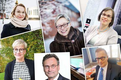 Lapin kunnat yllättäen tasa-arvon etujoukoissa – Suomessa vain neljännes kuntajohtajista on naisia