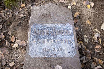 Lapset löysivät hautakiven Revonlahden Rumparista – kiviä löytynyt myös Kirkkokukkulalta