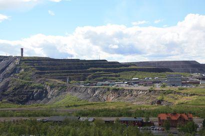 """Kiirunan kaivos suljettiin järistyksen vuoksi – """"Kattolamppu heiluu vieläkin"""""""