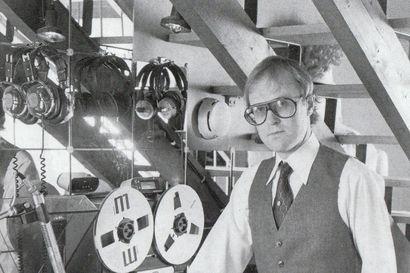 Elektroniikan varhaisnero rakensi Suomen ensimmäisen television – Oulussa hän käänsi teollisuuden suuntaa