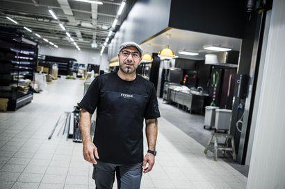 Ravintoloitsija Kami Abdeh on rovaniemeläinen Vuoden yrittäjä