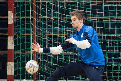 Futsalin MM-karsinta: Suomi piti Euroopan mestaria pinteessä loppuun saakka