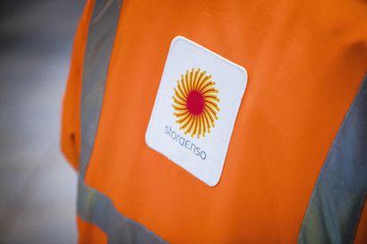 Stora Enso ja Paperiliitto solmivat yrityskohtaisen työehtosopimuksen