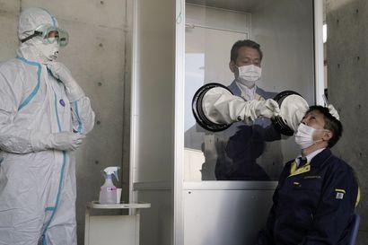 Japani alkaa testata koronavirusta myös sylkitestillä