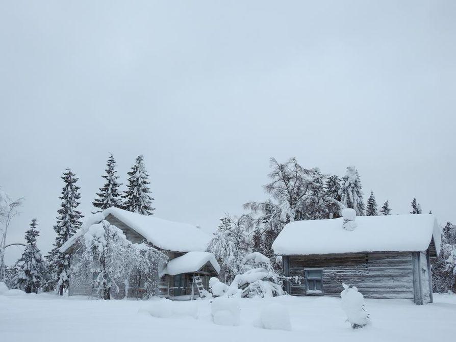 Pohjoisella pallonpuoliskolla on tänä vuonna riittänyt lumisateita.