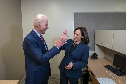 Kamala Harris varapresidenttinä voi raivata tietä sille, että Yhdysvaltojen presidentti on tulevaisuudessa nainen